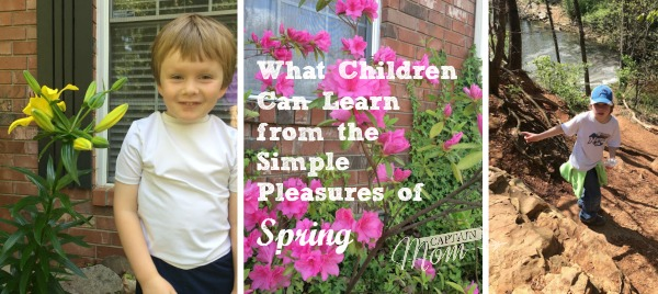 13 Things Children Can Learn in the Spring