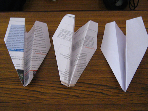 Don't Let Your Origami Skills Go to Waste