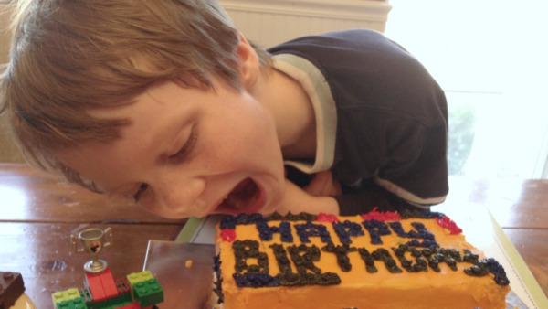 rhonda franz, captain mom, birthday treats, spring birthday parties