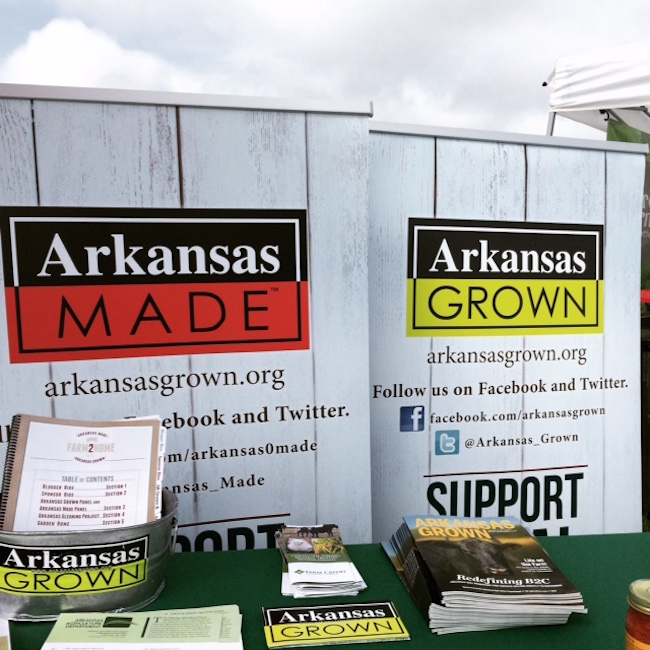 Arkansas Farmers and Bloggers Get Together: The ABCs of Farm2Home 2015