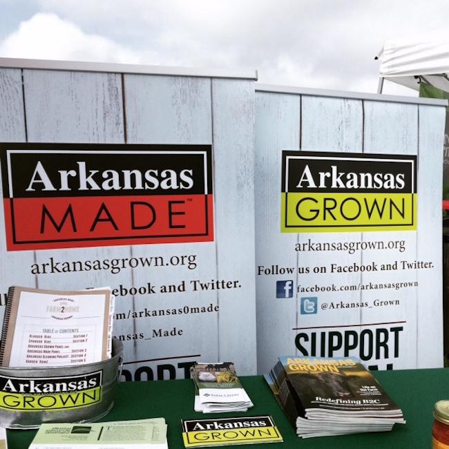 Arkansas Grown, Arkansas Made, Arkansas Farm Bureau, Farm2Home15 event, Moss Mountain, Rhonda Franz, Captain Mom