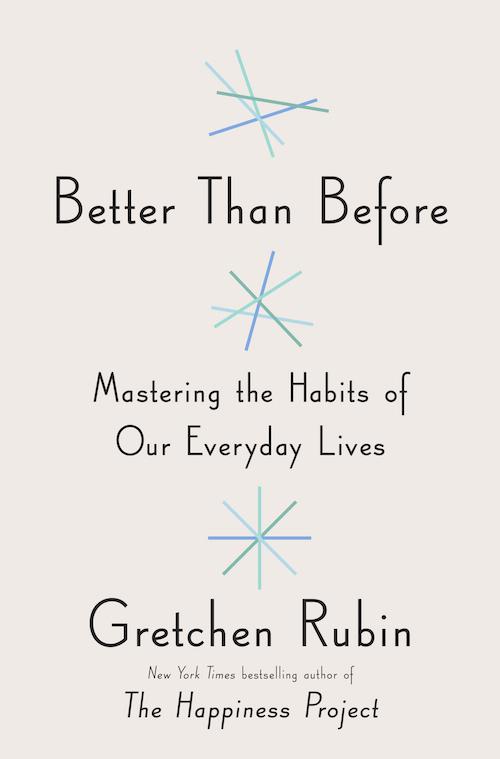 Saturday Session, a new book, Gretchen Rubin, Captain Mom, Rhonda Franz