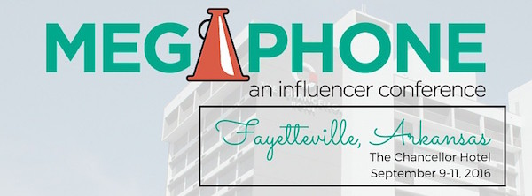 Megaphone Summit, an Influencer Conference in Northwest Arkansas