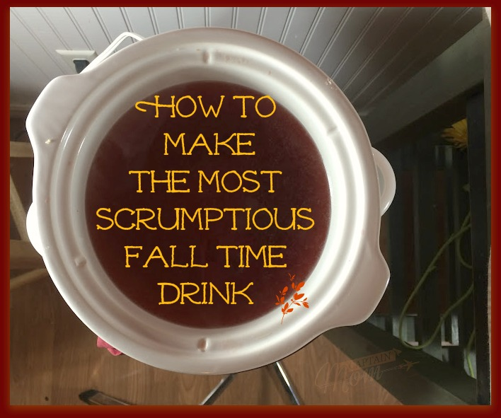 How to Make the Fall Season's Most Scrumptious Drink