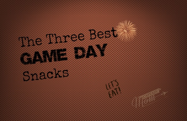 The 3 Best Game Day Snacks {Pilot Life Recipes}