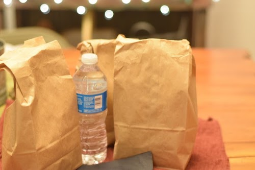 Tips to get through December, holiday help, sack lunches