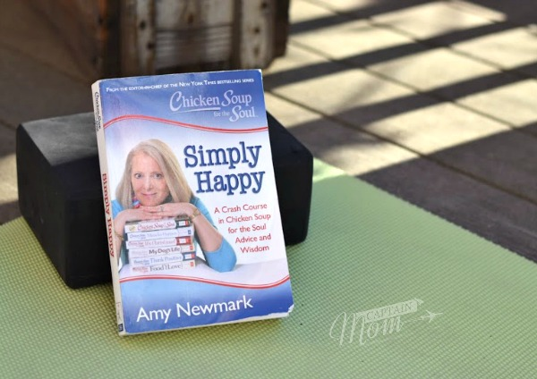 Simply Happy book Chicken Soup for the Soul