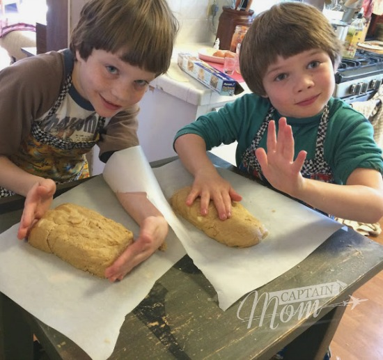 kitchen chores for kids