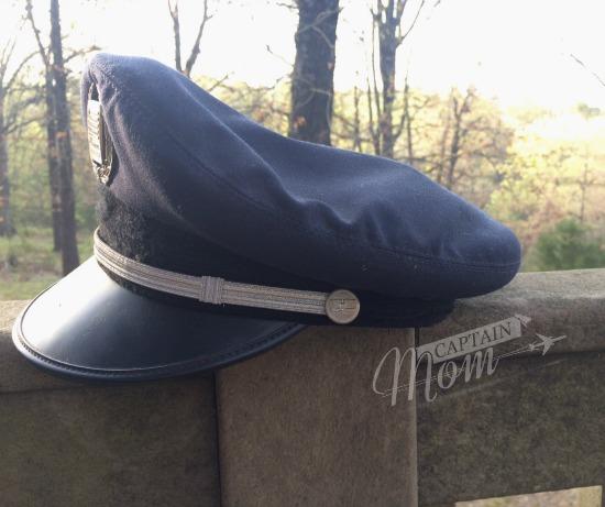 Captain's hat, pilot