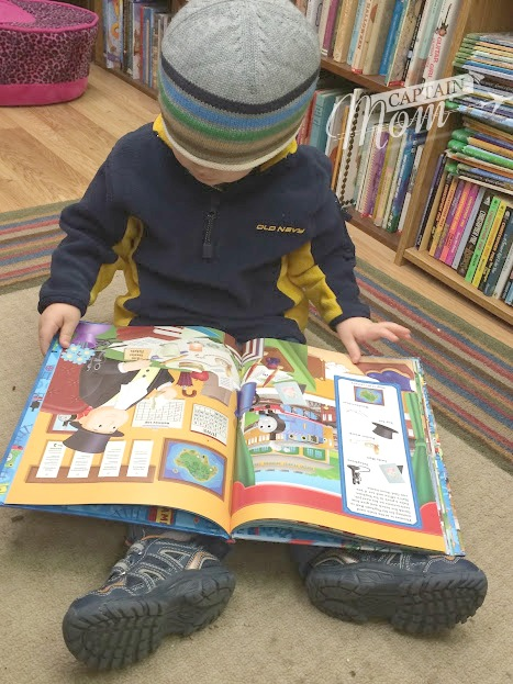give kids time to read, early literacy