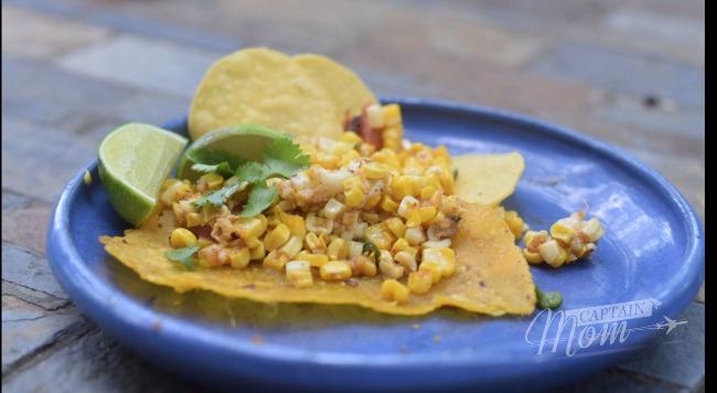 Summer Kitchen Recipe: Spiced Corn